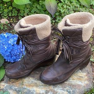 Sperry Top-Sider® 'Snug Harbor' Boot Brown Size 8